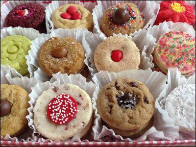 Homemade Cookie Sampler Gift Box 3 Dozen Delicious Cookies For